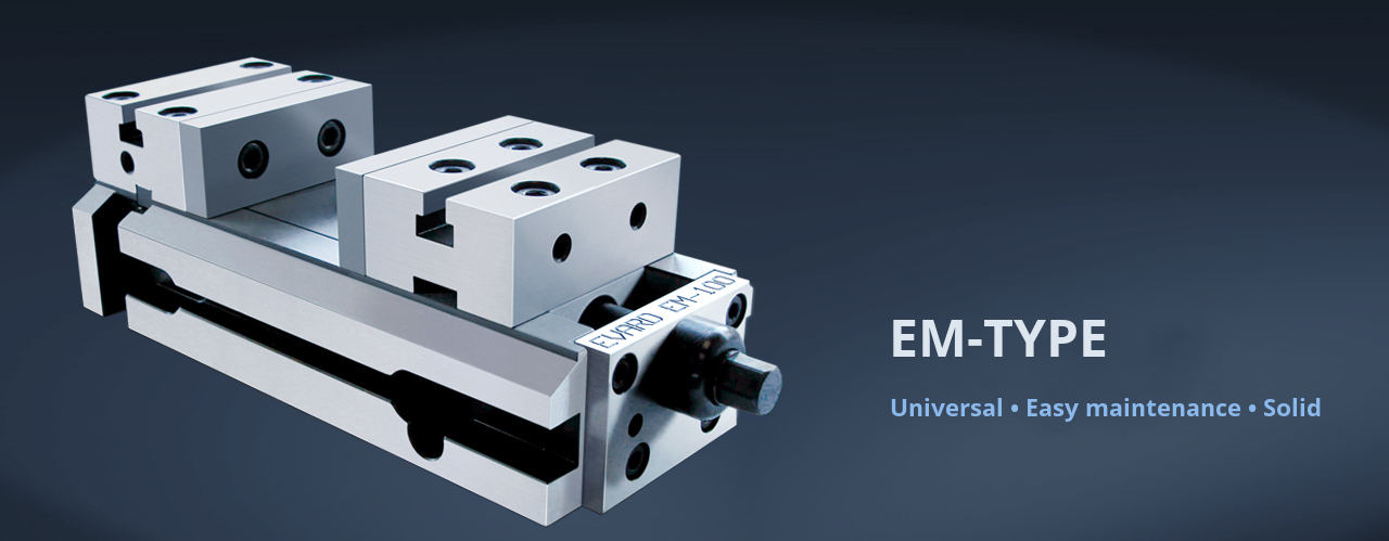 Type-EM - Universal mechanical vice